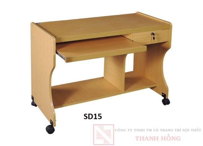 Bàn máy tính Hòa Phát SD15