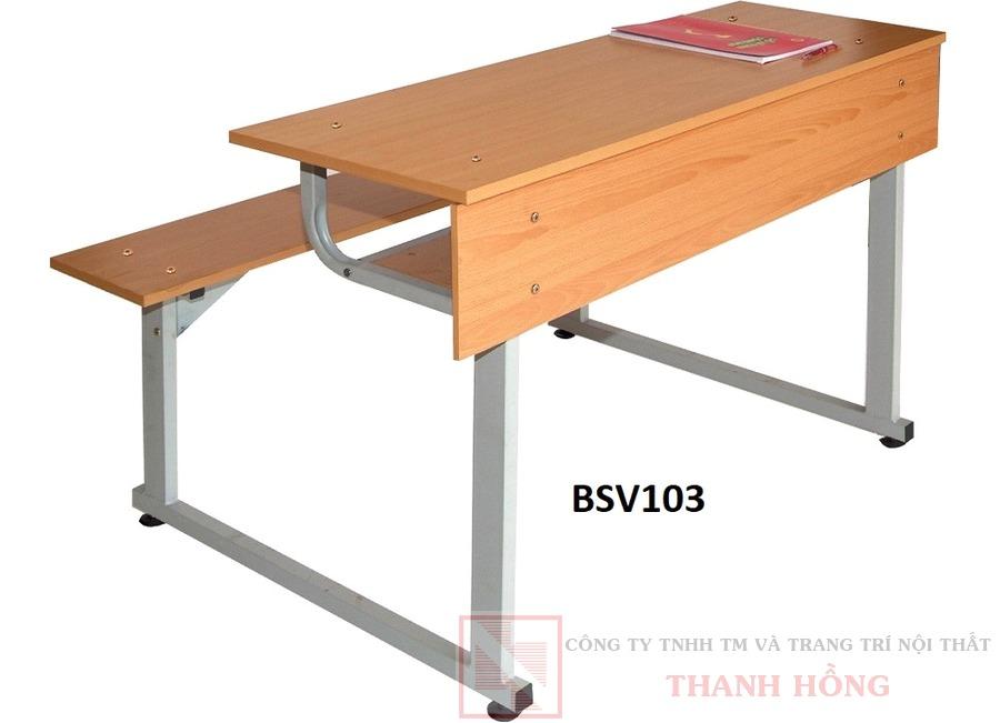 Bàn liền ghế sinh viên Hòa Phát BSV103