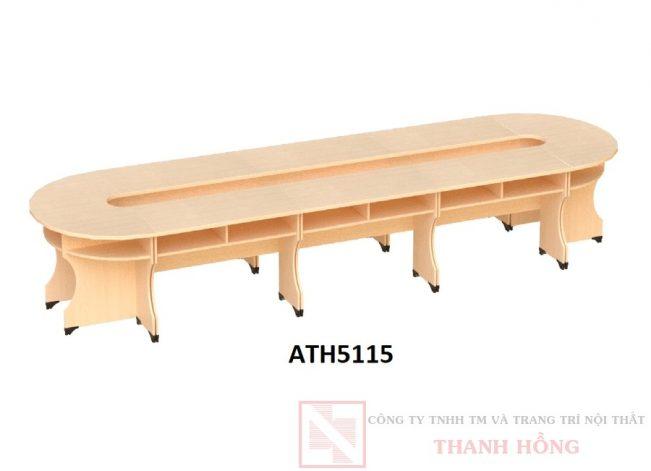 Bàn họp cao cấp Hòa Phát ATH5115