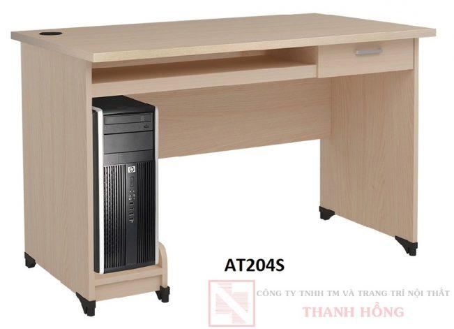 Bàn máy tính Hòa Phát AT204
