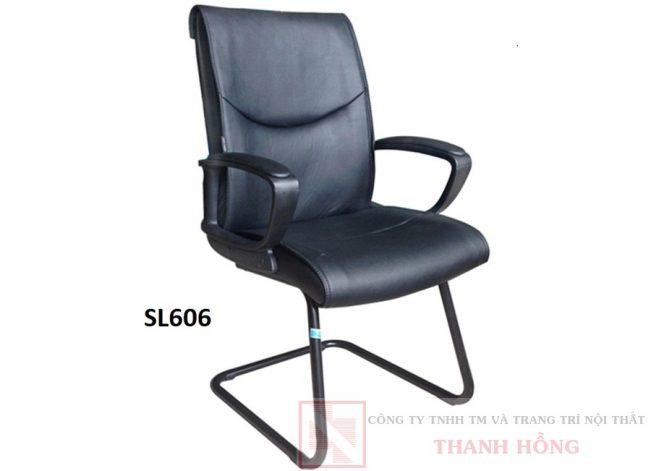 Ghế chân quỳ văn phòng lưng trung SL606
