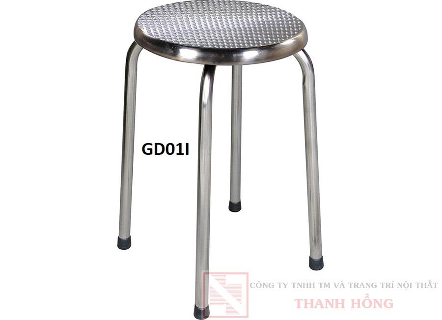 ghế đôn chân tĩnh hòa phát gd01i