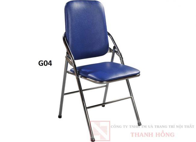 ghế gấp inox hòa phát g04