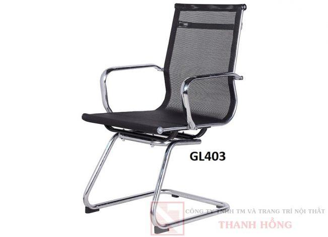 Ghế chân quỳ lưng lưới GL403