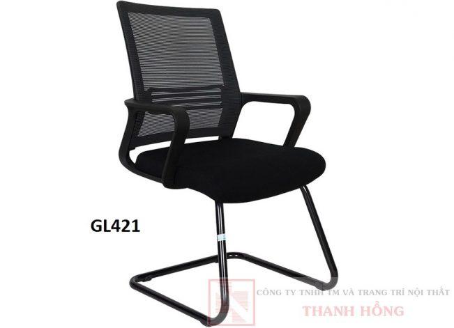 Ghế chân quỳ tựa lưới GL421