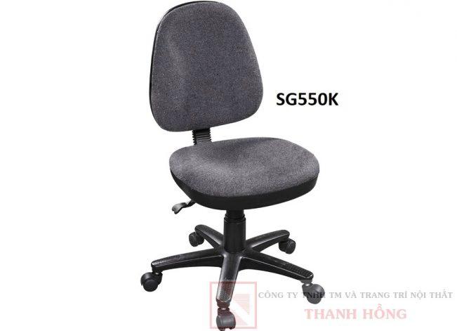 Ghế nhân viên bọc vải hòa phát SG550K