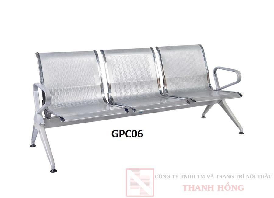 ghế phòng chờ hòa phát GPC06