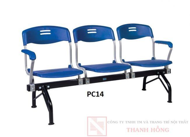 ghế phòng chờ hòa phát pc 14