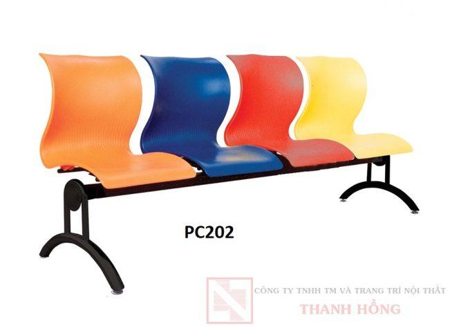 ghế phòng chờ hòa phát pc 202
