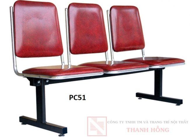ghế phòng chờ hòa phát pc51
