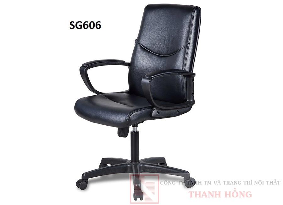 Ghế lãnh đạo lưng trung SG606