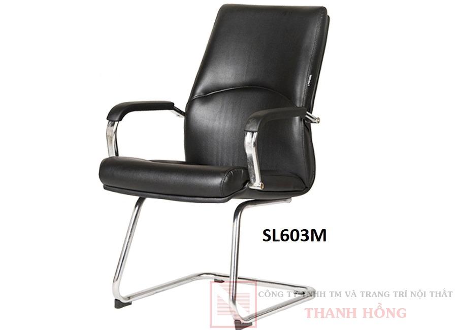 Ghế họp chân quỳ SL603M