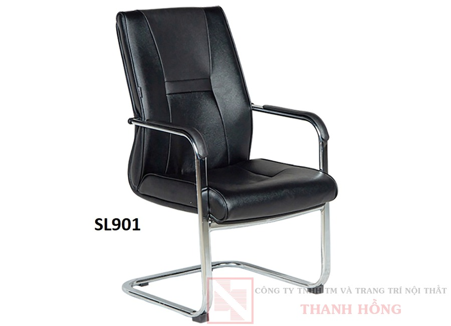 Ghế chân quỳ lưng trung SL901