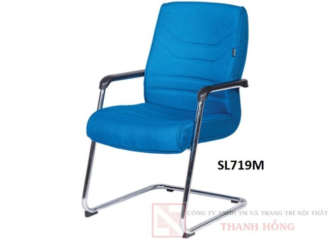 Ghế chân quỳ lưng trung SL719M