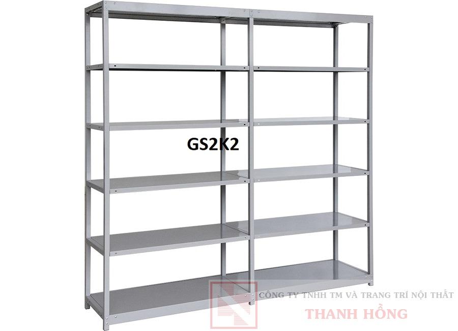 Giá sắt tài liệu Hòa Phát gs2k2