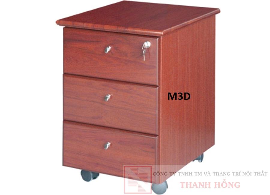 Hộc bàn làm việc M3D
