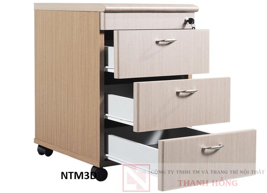 Hộc bàn văn phòng NTM3D