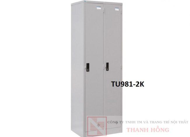 Tủ sắt locker Hòa Phát TU981-2K