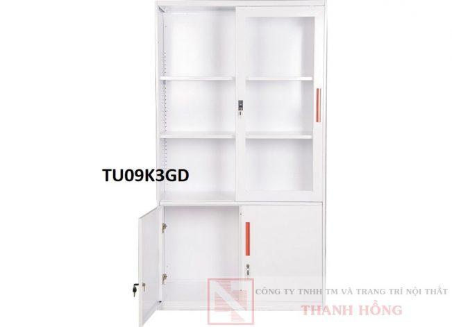 tủ sắt tài liệu Hòa Phát TU09k3gd