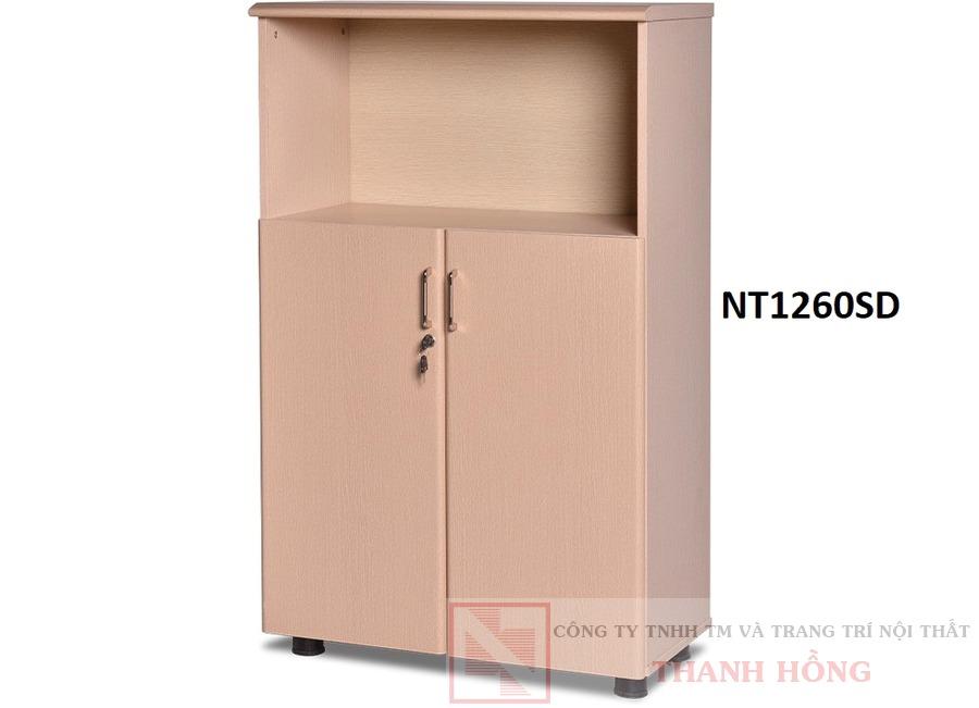 Tủ tài liệu gỗ NT1260SD
