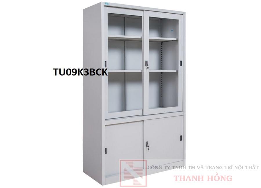 Tủ hồ sơ sắt tài liệu Hòa Phát TU09K3BCK