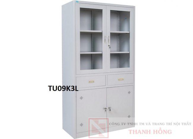 Tủ sắt tài liệu văn phòng TU09K3L