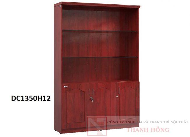 Tủ tài liệu Hòa Phát sơn PU DC1350H12