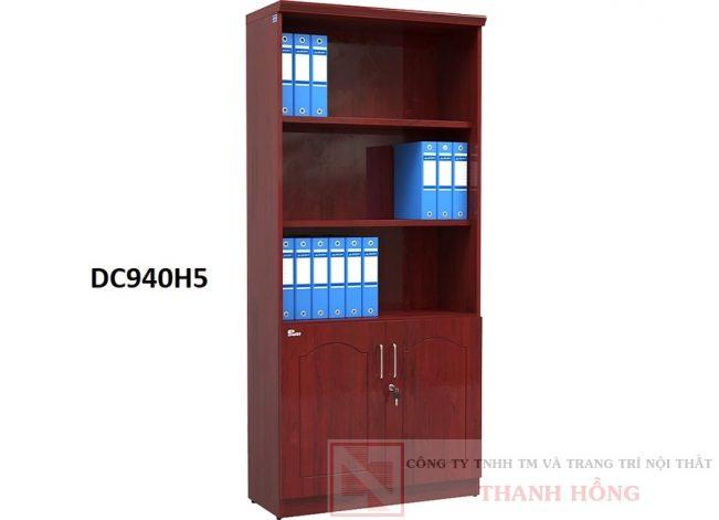 Tủ tài liệu gỗ 2 cánh DC940H5