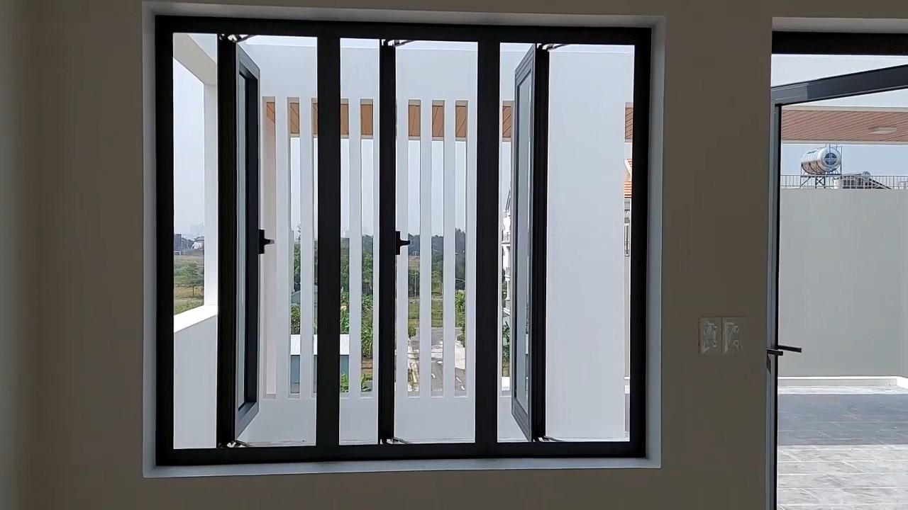 hệ thống cửa nhôm cửa sổ nhôm tầng 2